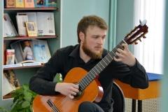 Георгий Терещенко. Конкурс чтецов. март 2019