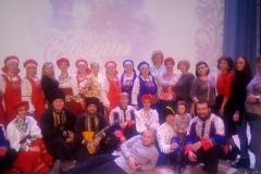 Творческий проект Сибирь-земли российской украшение