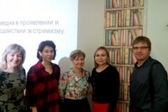 Участие в акции Молодежь Прибайкалья
