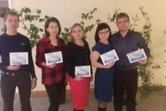 Участники Областной акции Молодежь Прибайкалья 11.2016