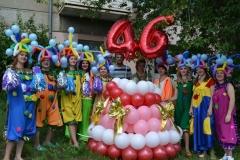 Фестиваль шаров 2016